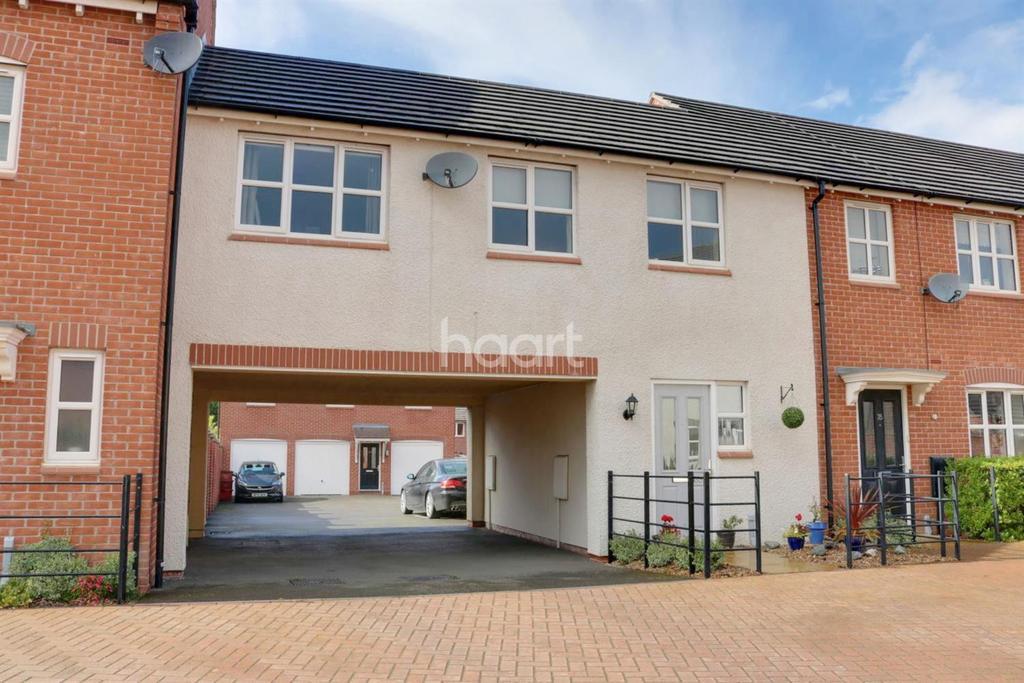 1 Bedroom Maisonette Flat for sale in Usbourne Way, Ibstock