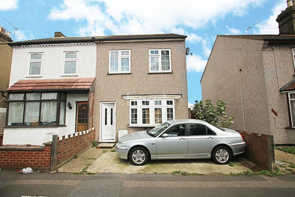 2 Bedrooms Semi Detached House for sale in MELVILLE ROAD