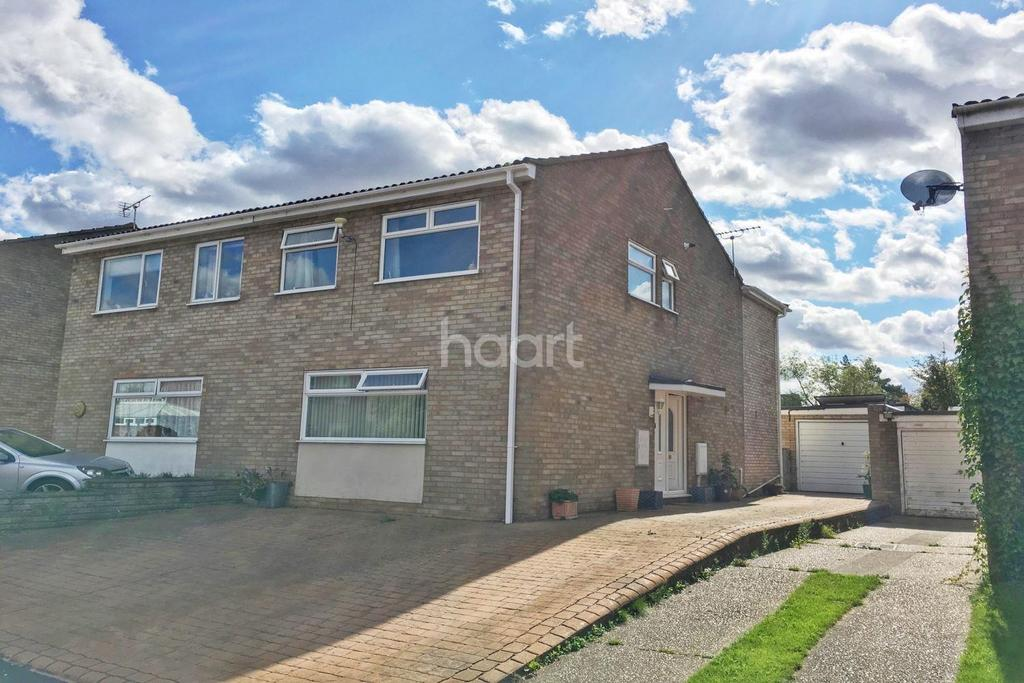 4 Bedrooms Semi Detached House for sale in Stour View Avenue, Mistley, Manningtree