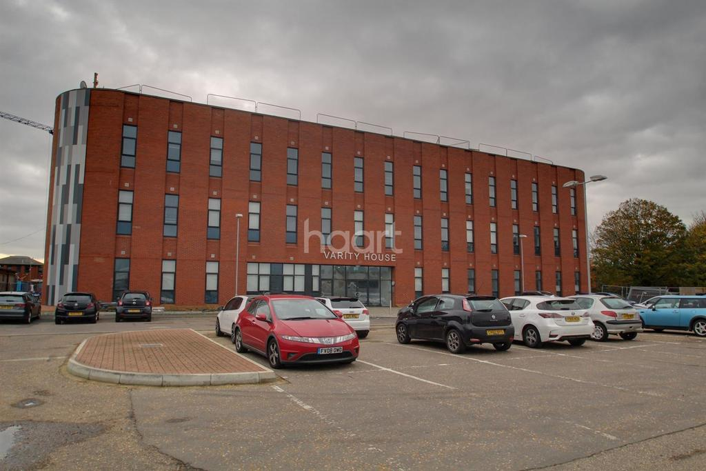 2 Bedrooms Flat for sale in Fengate, Peterborough