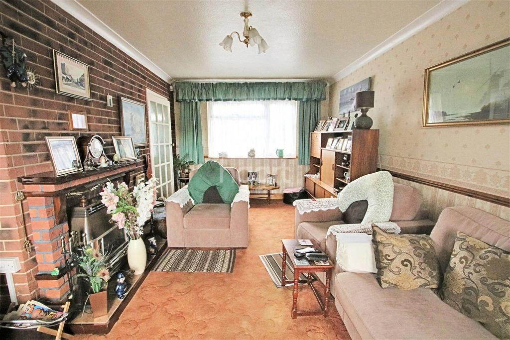 3 Bedrooms End Of Terrace House for sale in Knolton Way