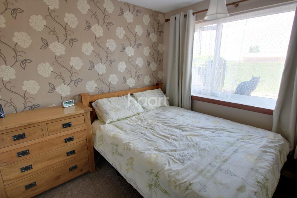 2 Bedrooms Bungalow for sale in Park Crescent, Washingborough