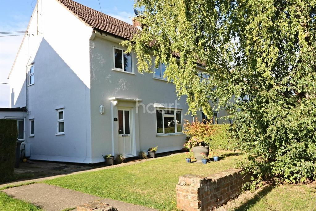 3 Bedrooms Semi Detached House for sale in Barton Road, Woodbridge