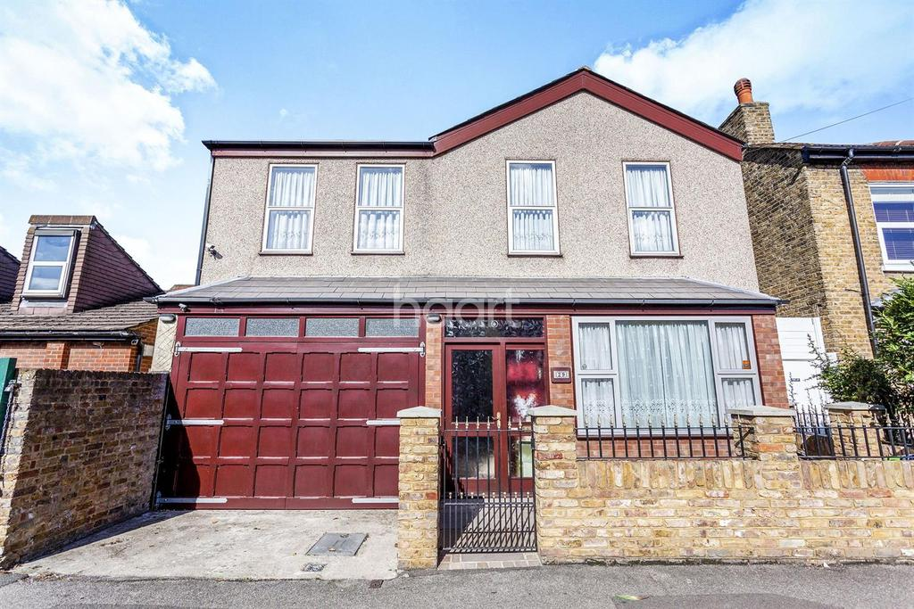5 Bedrooms Detached House for sale in Park Road, Colliers Wood, SW19