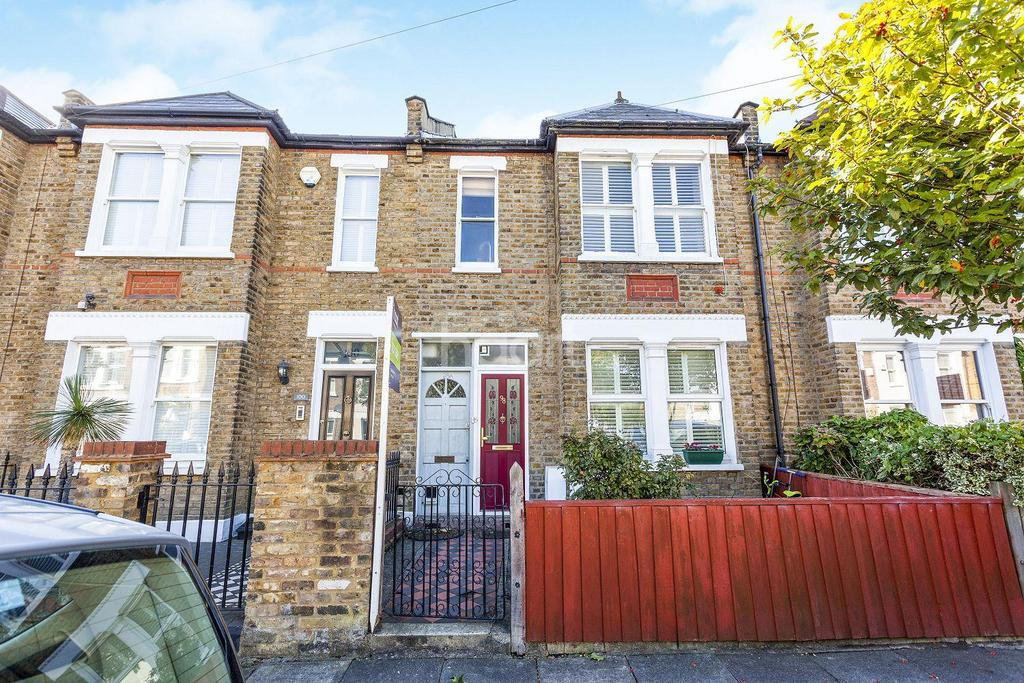 2 Bedrooms Maisonette Flat for sale in Florence Road, Wimbledon, SW19