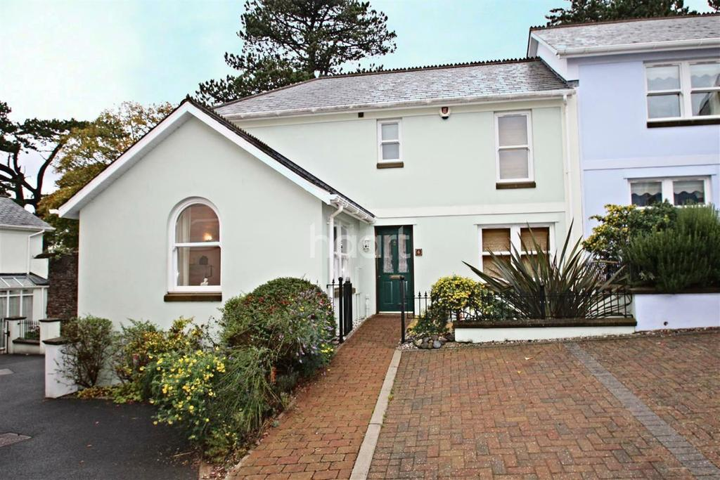 3 Bedrooms End Of Terrace House for sale in Higher Warberry Road, Torquay