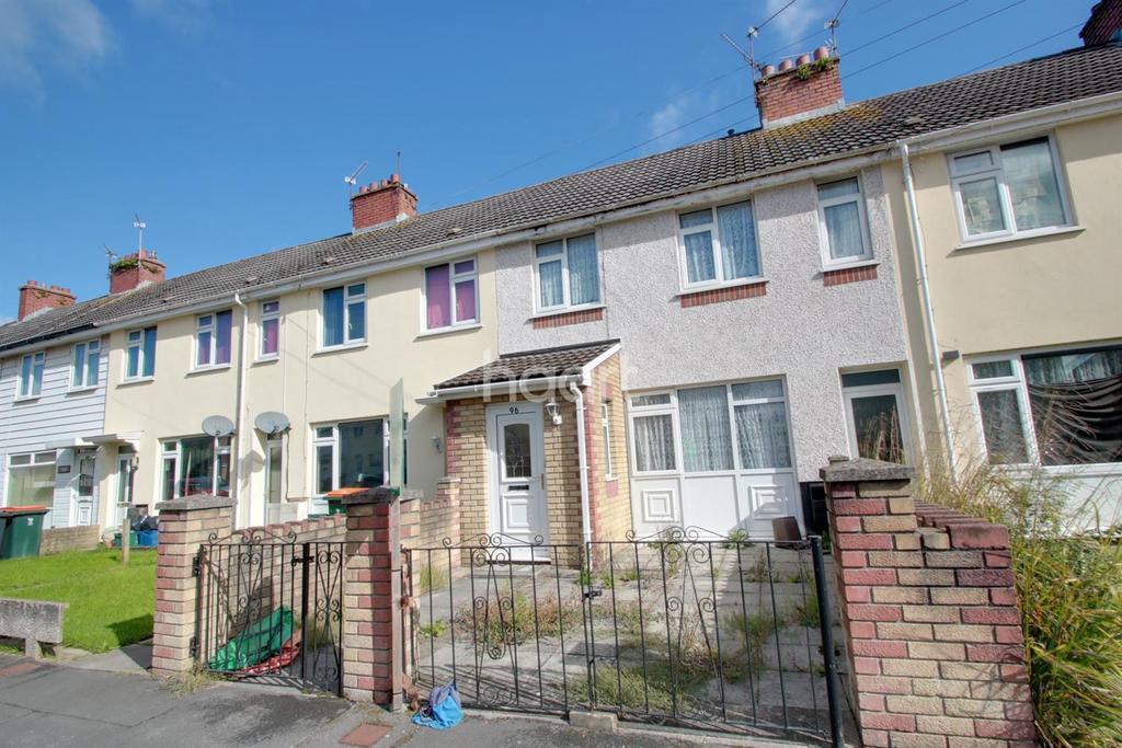 3 Bedrooms Terraced House for sale in Maesglas Crescent, Maesglas, Newport