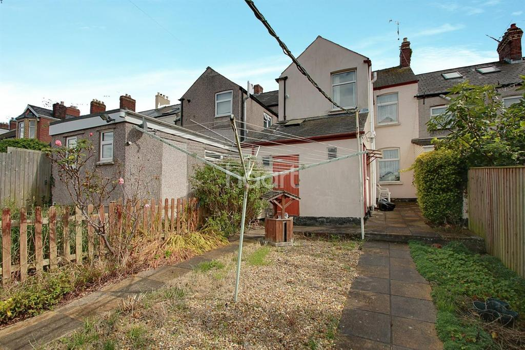 4 Bedrooms Terraced House for sale in Caerleon Road, Newport, Gwent