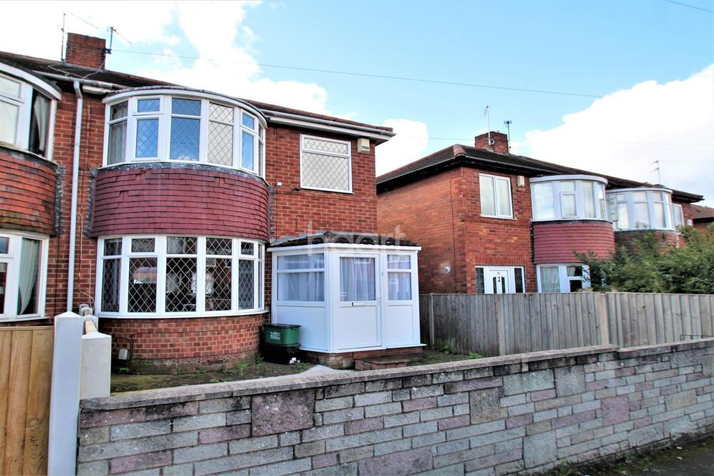 3 Bedrooms Semi Detached House for sale in Blake Avenue, Wheatley, Doncaster