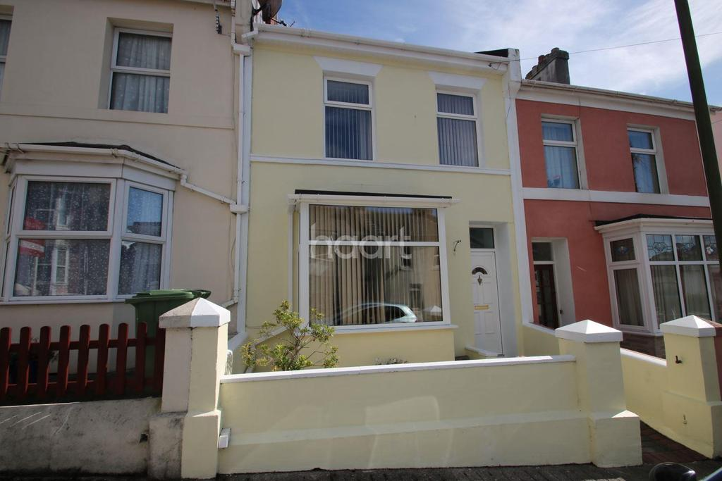3 Bedrooms Terraced House for sale in Forest Road, Torquay