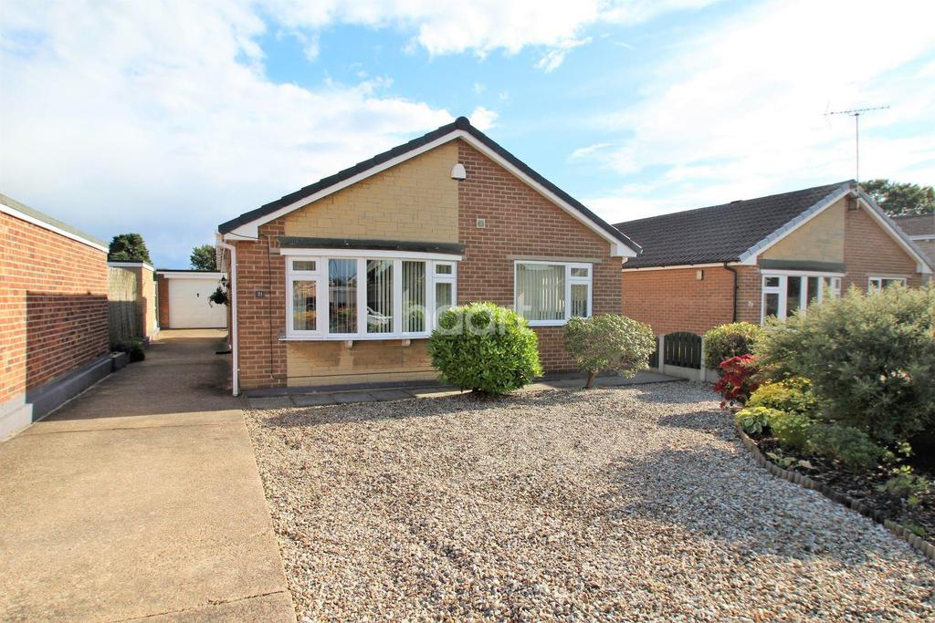 2 Bedrooms Bungalow for sale in Chantry Close, Cantley, Doncaster