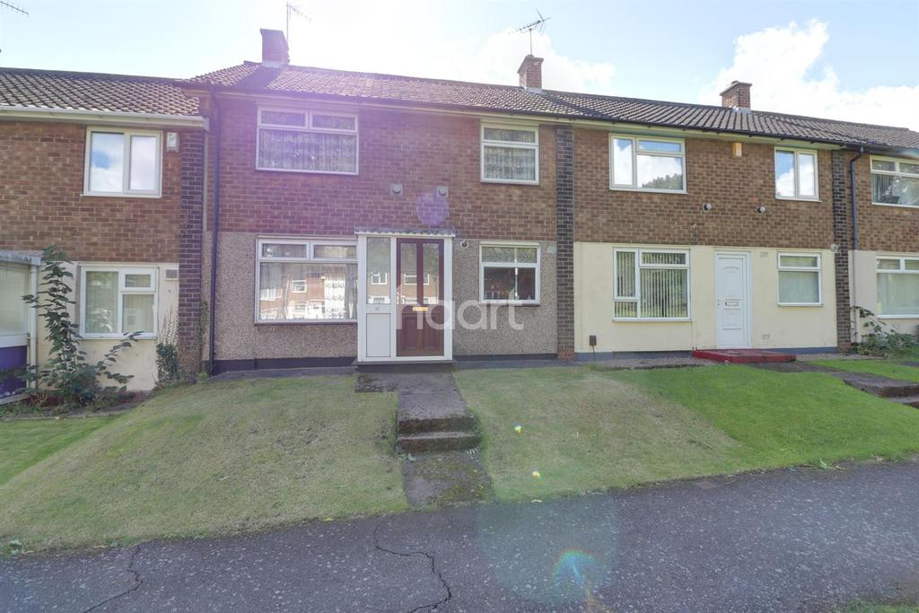 3 Bedrooms Terraced House for sale in Riseborough Walk, Bulwell