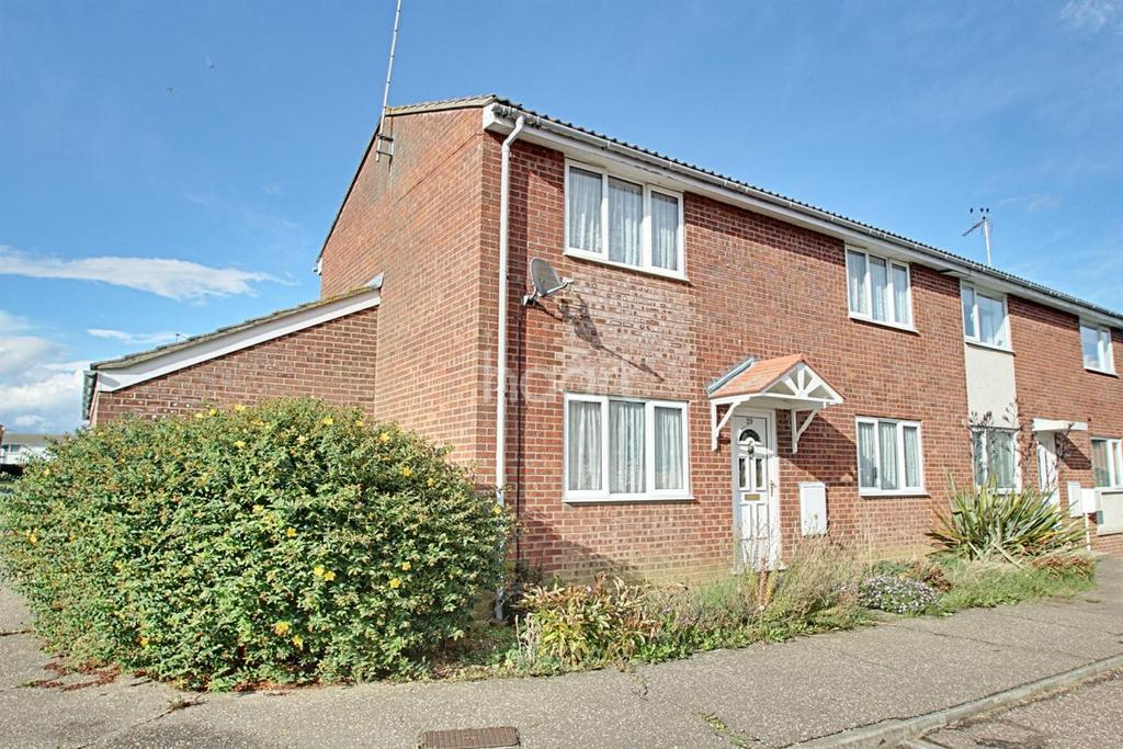 3 Bedrooms Semi Detached House for sale in Ouse Chase, Witham, CM8
