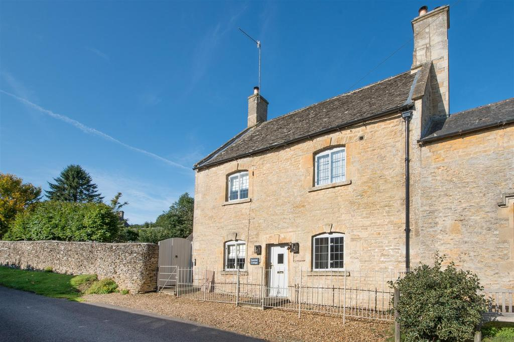 3 Bedrooms Cottage House for sale in Upper Slaughter, Gloucestershire