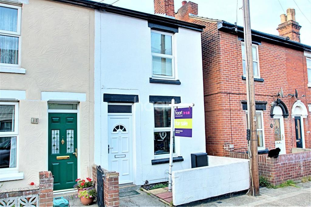 2 Bedrooms End Of Terrace House for sale in Lucas road, Colchester
