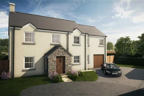 5 bedroom detached house for sale - Gower Court, Mayals, Swansea, Swansea
