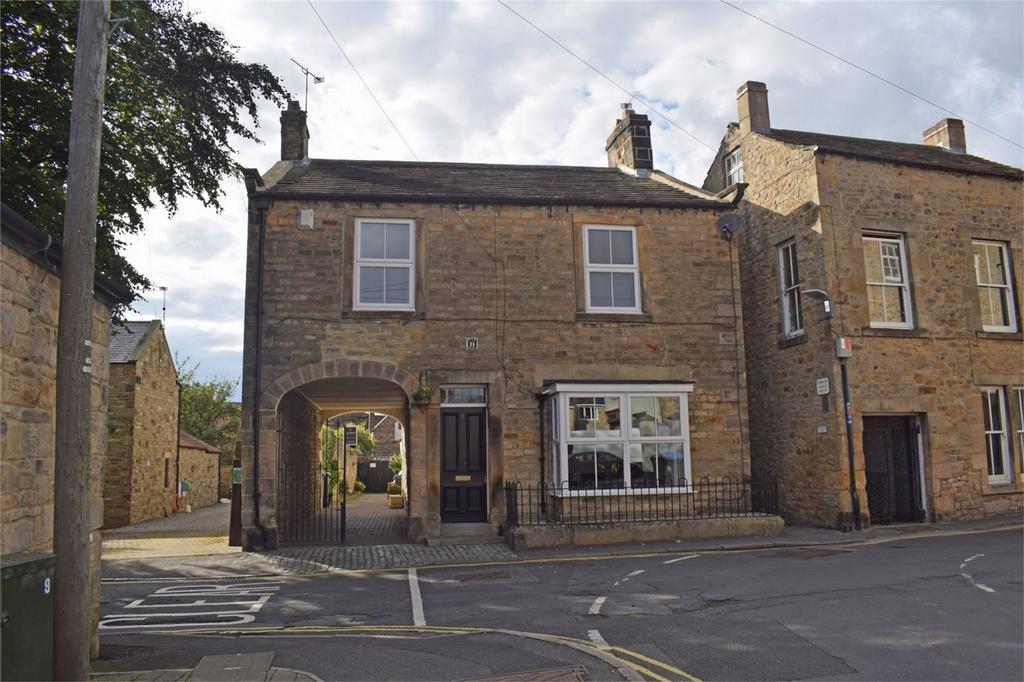 3 Bedrooms Link Detached House for sale in 1 Queen Street, Barnard Castle, Durham