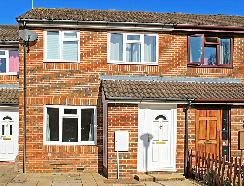 3 Bedrooms Terraced House for sale in Batcombe Mead, Forest Park, Bracknell, Berkshire