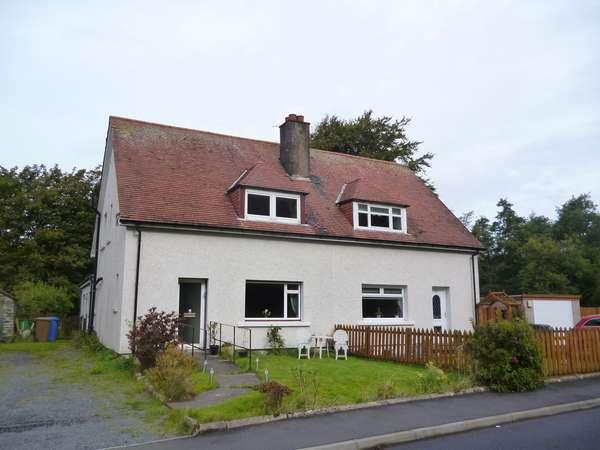 5 Bedrooms Semi-detached Villa House for sale in 41 Ferry Road, Millport, Isle of Cumbrae, KA28 0HG