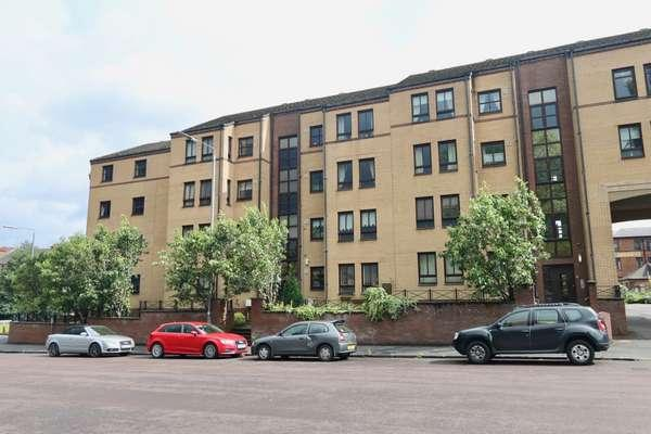 2 Bedrooms Flat for sale in 318 Springburn Road, Springburn, Glasgow, G21 1RX