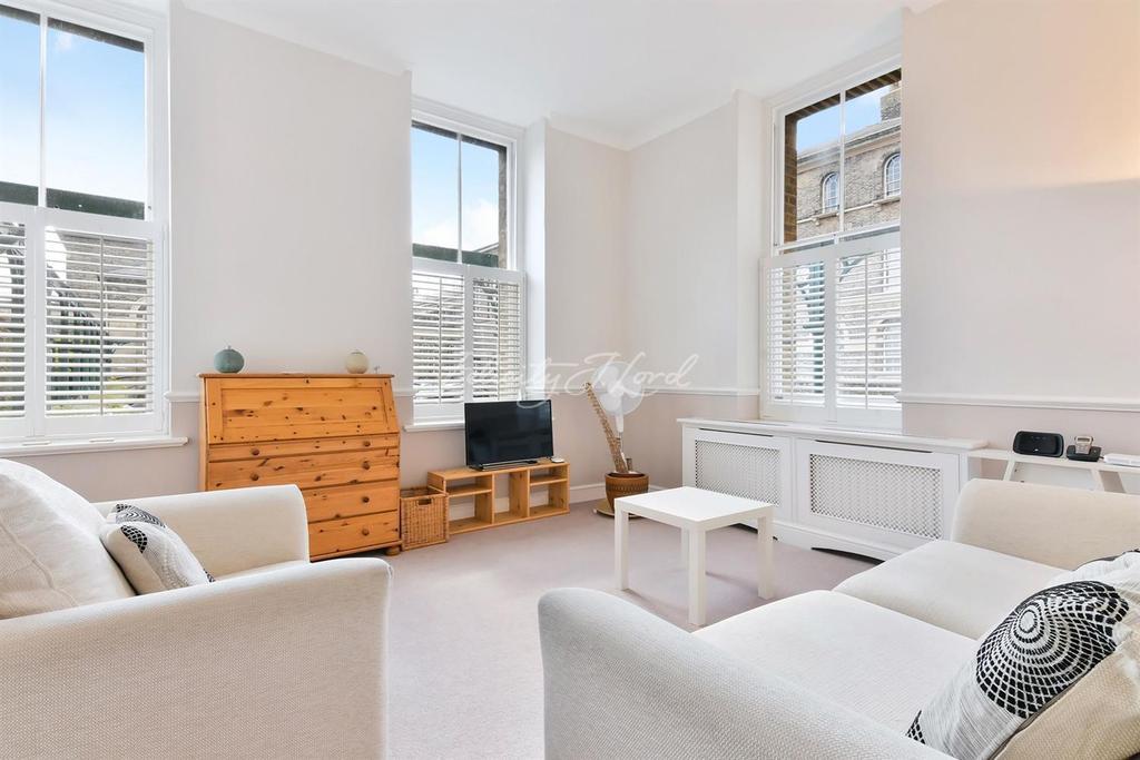 1 Bedroom Flat for sale in Galton House, SE18