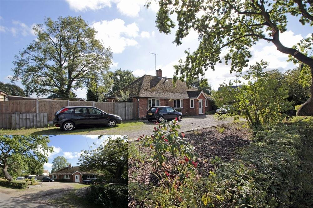 3 Bedrooms Detached Bungalow for sale in Hall Road, Tiptree, Essex