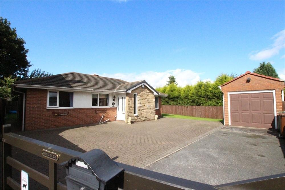 3 Bedrooms Detached Bungalow for sale in Adwalton Green, 'Wood Nook', DRIGHLINGTON, West Yorkshire