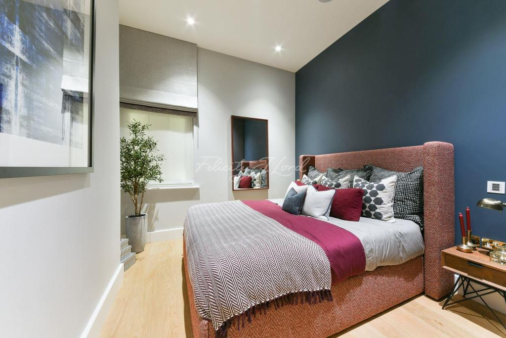 2 Bedrooms Flat for sale in Esther Anne Place, Islington, N1