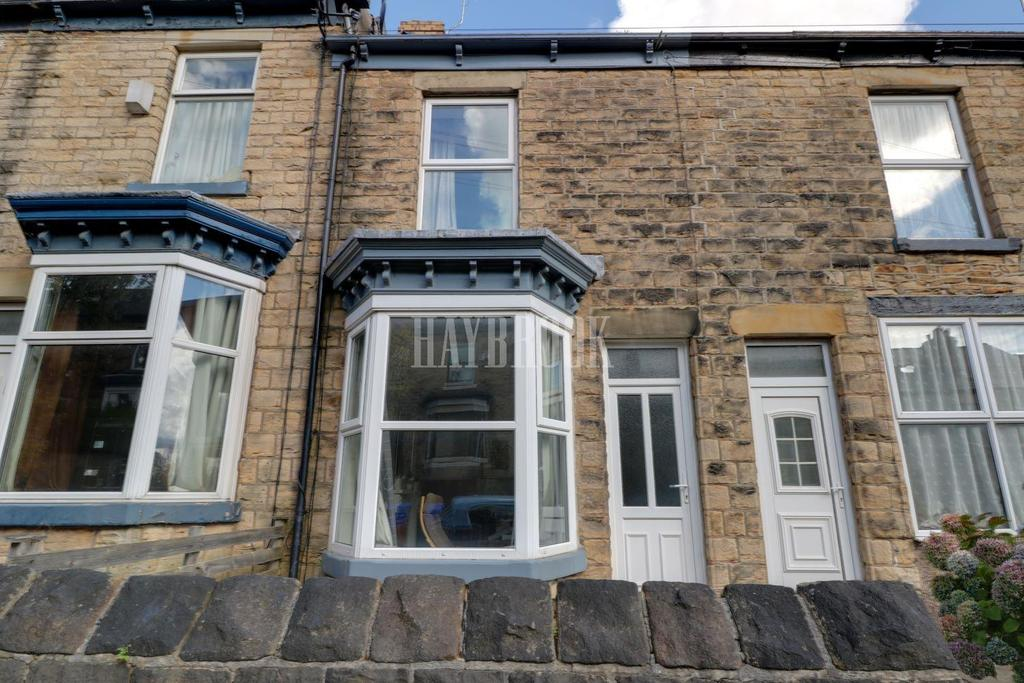 3 Bedrooms Terraced House for sale in Brighton Terrace Road, Crookes, S10 1NU