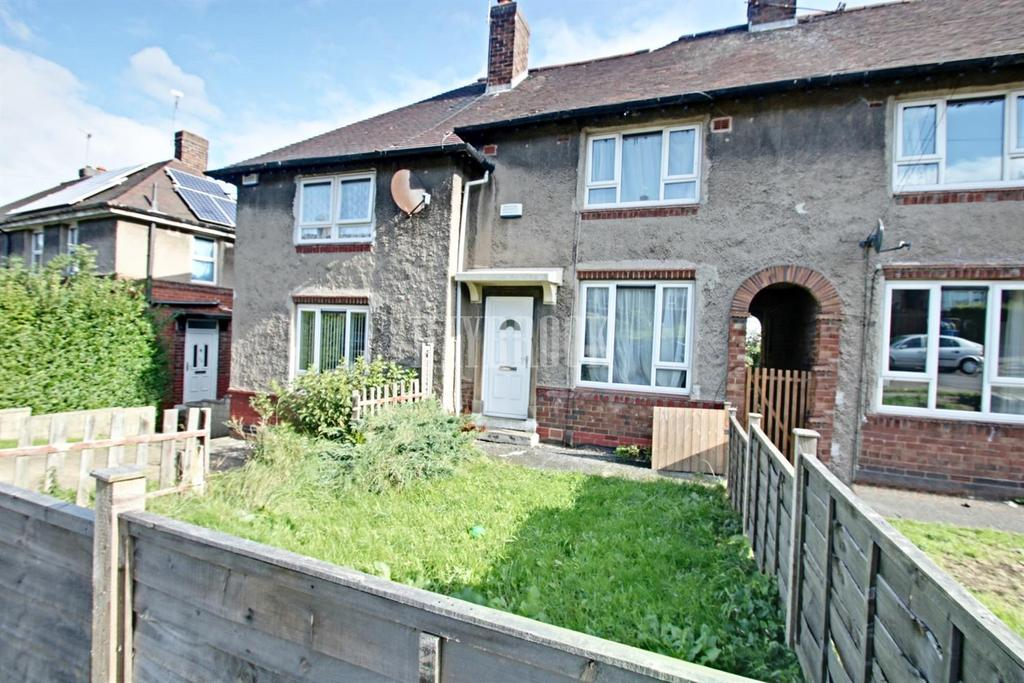 2 Bedrooms Terraced House for sale in Adlington Crescent, Parson Cross