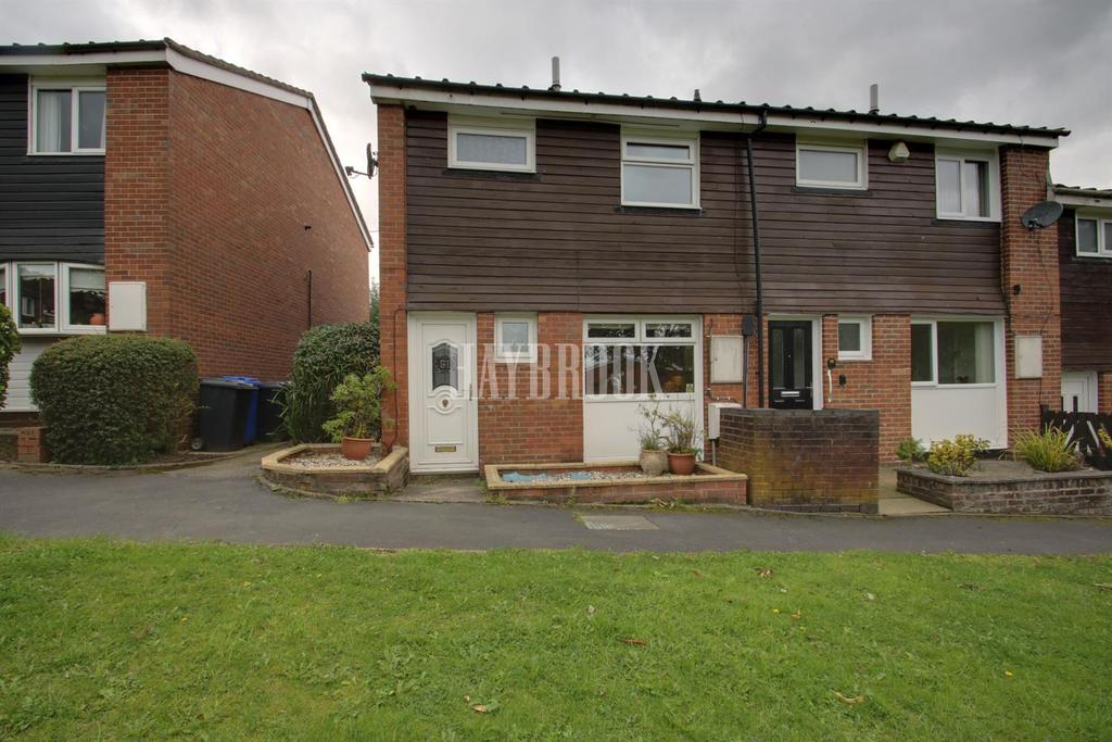 3 Bedrooms End Of Terrace House for sale in Brindley Close, Norton Lees, Sheffield
