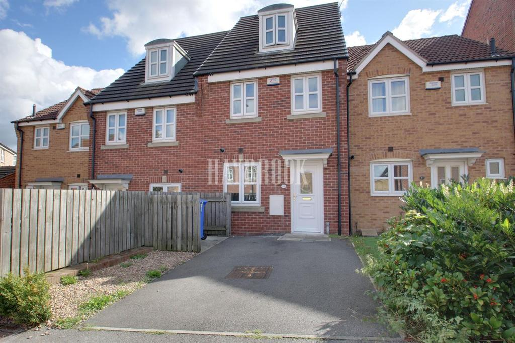 3 Bedrooms Terraced House for sale in Myrtle Drive, Heeley Top, Sheffield