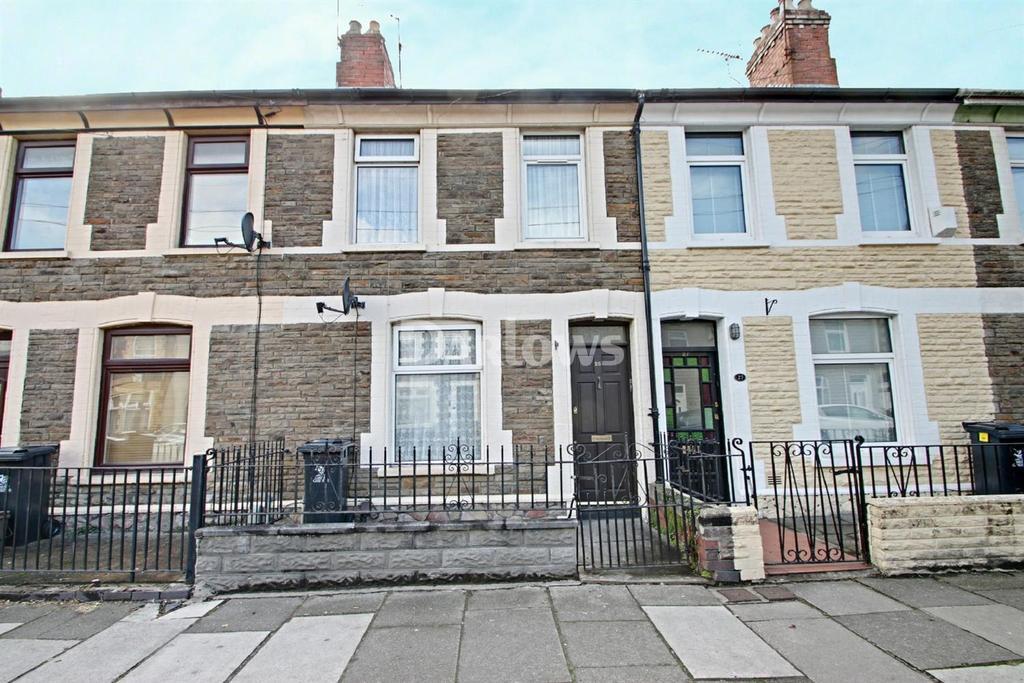 2 Bedrooms Terraced House for sale in Arabella Street, Roath, Cardiff