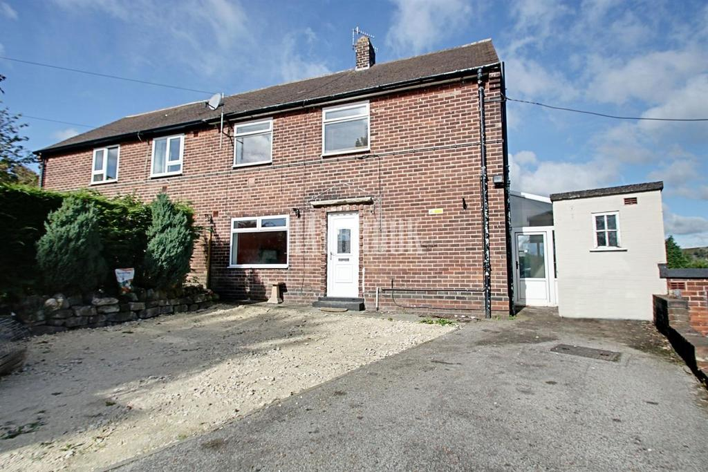 3 Bedrooms Semi Detached House for sale in Armitage Road, Deepcar