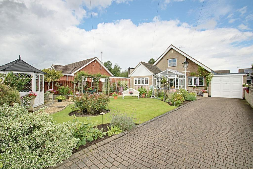 4 Bedrooms Detached House for sale in Marsh View, Eckington