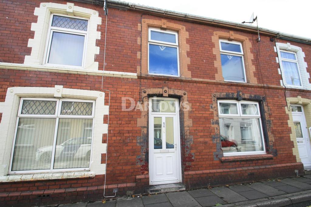 3 Bedrooms Terraced House for sale in Mount Pleasant, Ebbw vale, Gwent