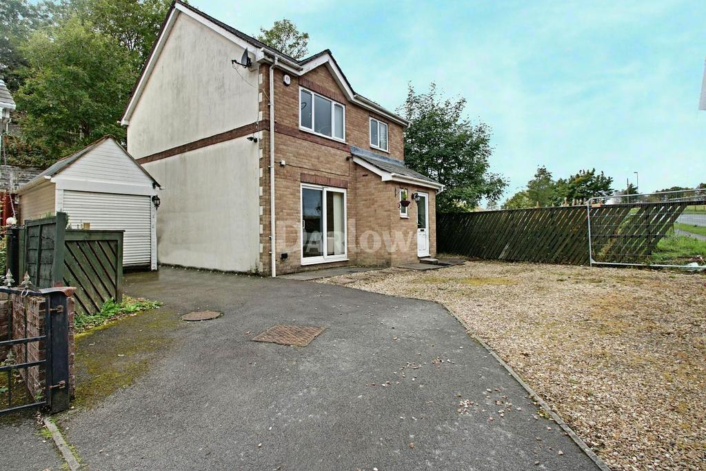 3 Bedrooms Detached House for sale in King Street, Brynmawr, Gwent