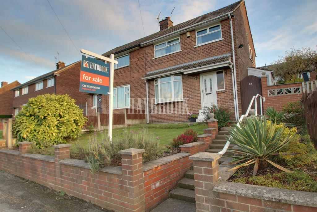 3 Bedrooms Semi Detached House for sale in Hague Avenue, Rawmarsh