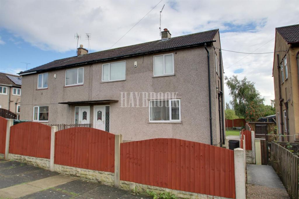 3 Bedrooms Semi Detached House for sale in Ryecroft Road, Rawmarsh