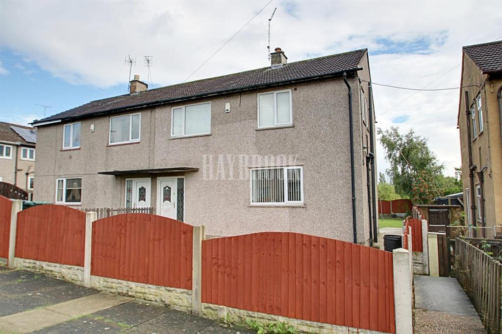 3 Bedrooms Semi Detached House for sale in Ryecroft Road, Rawmarsh