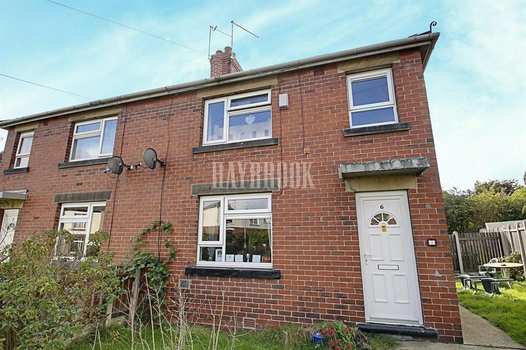3 Bedrooms Semi Detached House for sale in Thornely Avenue, Dodworth