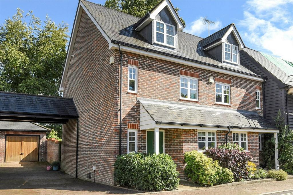 3 Bedrooms Semi Detached House for sale in Micheldever Station, Winchester, Hampshire