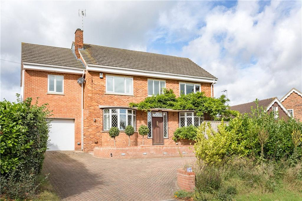 5 Bedrooms Detached House for sale in Sandy Lane, Charlton Kings, Cheltenham, Gloucestershire, GL53
