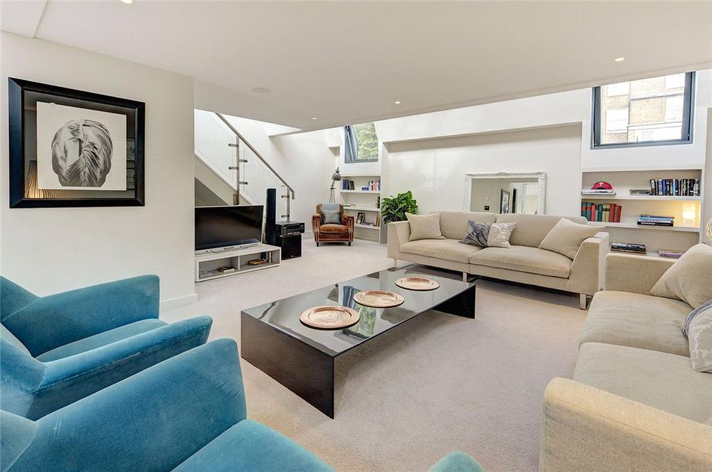 3 Bedrooms Garages Garage / Parking for sale in Colville Mews, Notting Hill, London, W11
