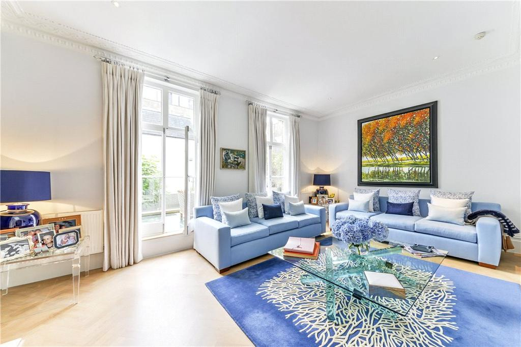 5 Bedrooms Terraced House for sale in Vicarage Gardens, Kensington, London, W8