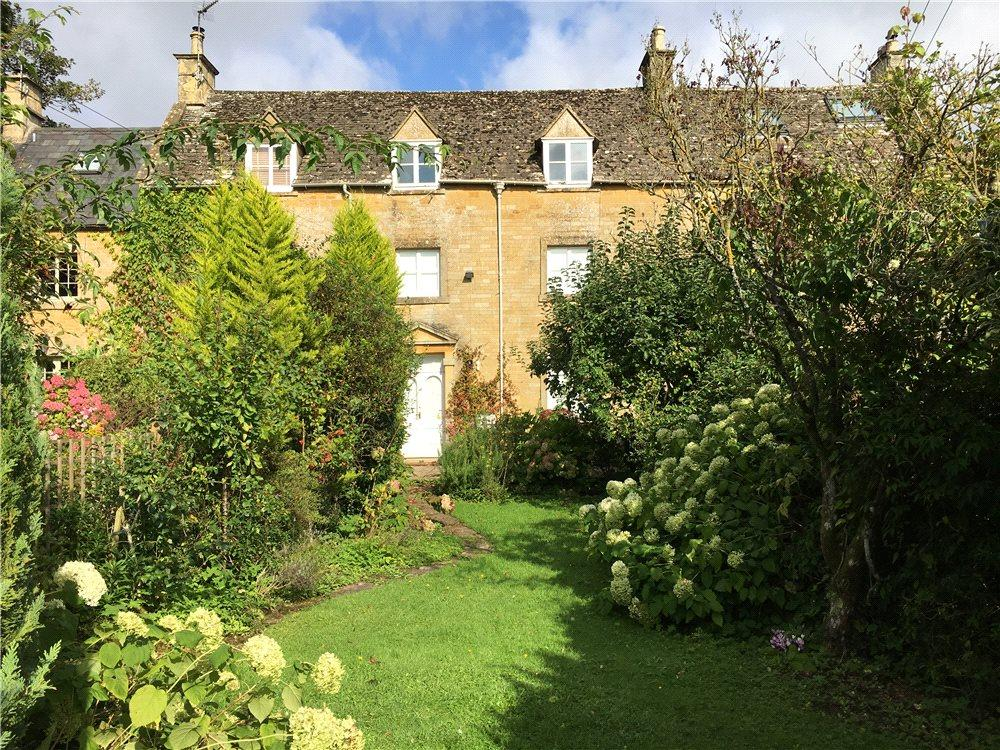 3 Bedrooms Terraced House for sale in The Old Rectory, Old Rectory Gardens, Longborough, Moreton-in-Marsh, GL56