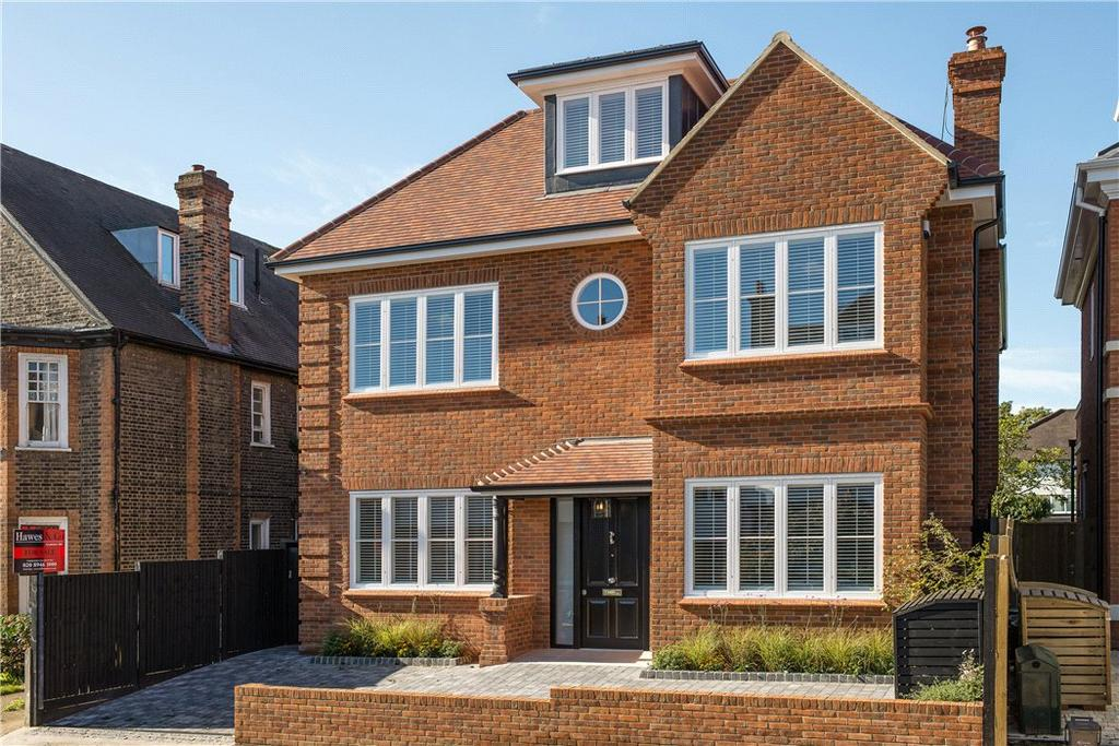 5 Bedrooms Detached House for sale in Malcolm Road, Wimbledon, London, SW19