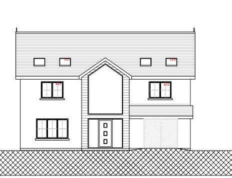 5 Bedrooms Detached House for sale in Plot 3 Parc Thomas, Carmarthen SA31 1DP
