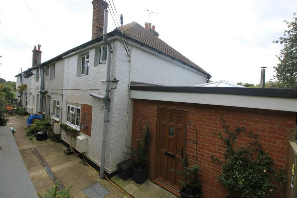 3 Bedrooms End Of Terrace House for sale in New Cut, WESTFIELD, East Sussex