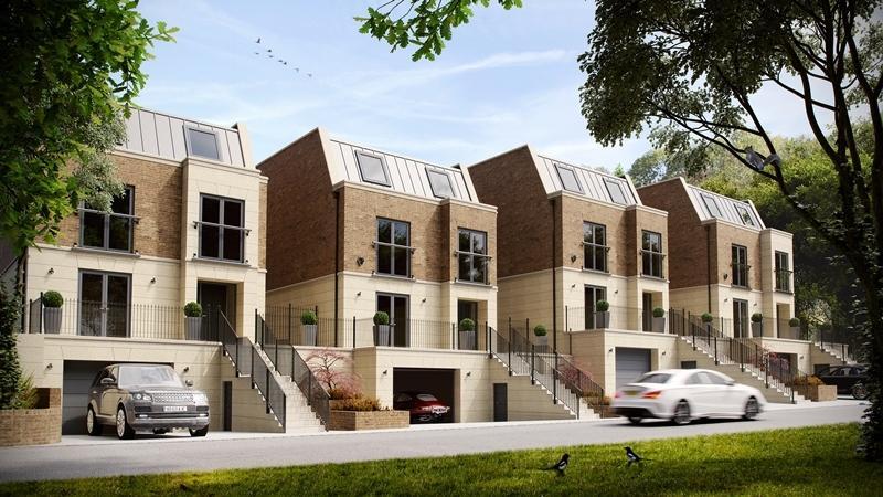 5 Bedrooms Detached House for sale in Woodlands Road Bickley BR1